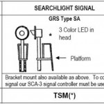 Single Head - Searchlight Signals