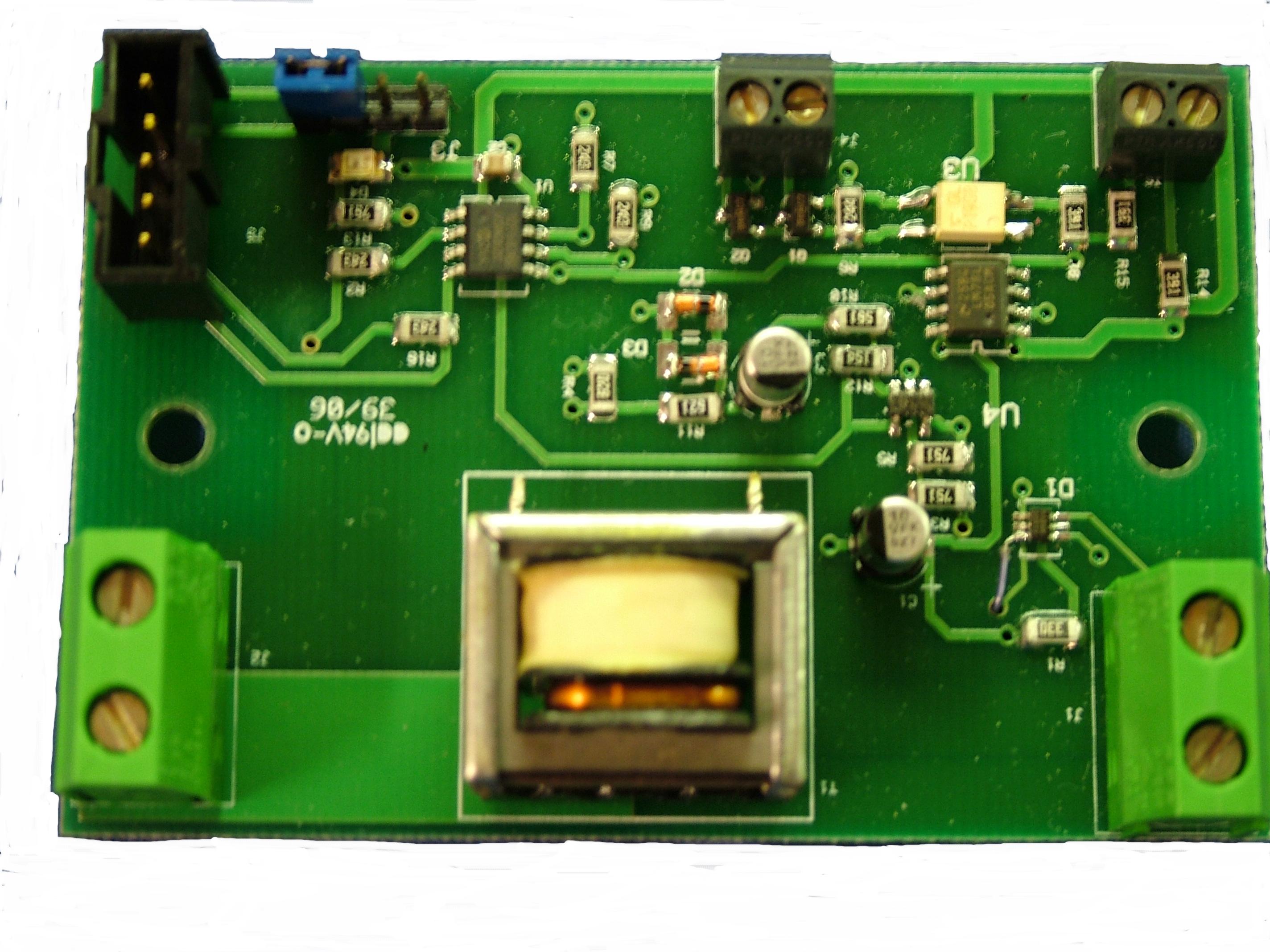 DCC Block Detectors | Integrated Signal Systems