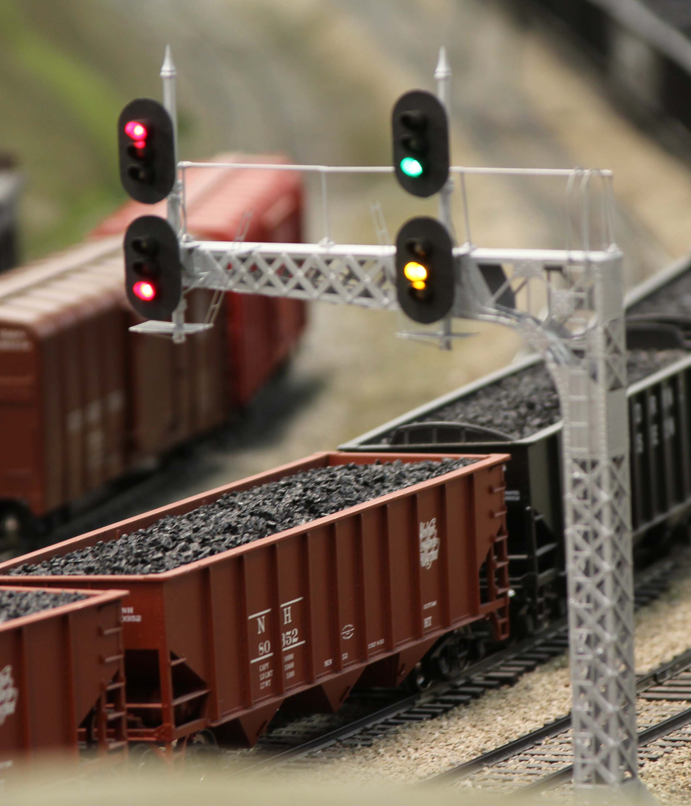 O Scale Parts | Integrated Signal Systems